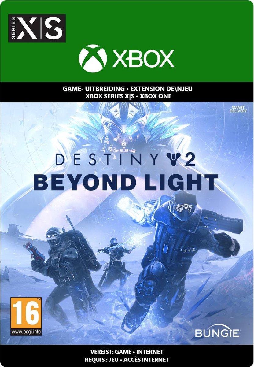 Destiny 2: Beyond Light - Add-on - Xbox Series X/Xbox One download