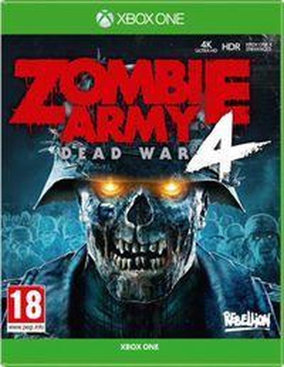 Zombie Army 4: Dead War – EN/FR/DE/ES/IT (Xbox One)