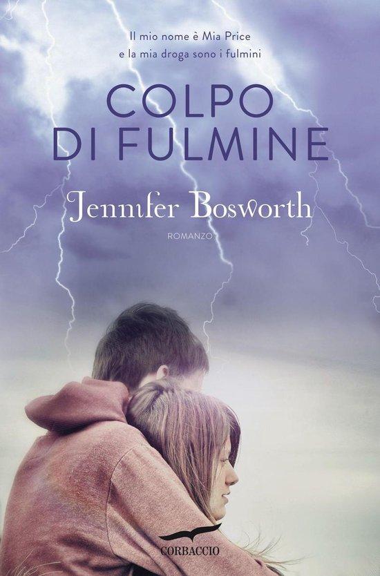 Boek cover Colpo di fulmine van Jennifer Bosworth (Onbekend)