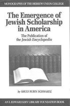 The Emergence of Jewish Scholarship in America