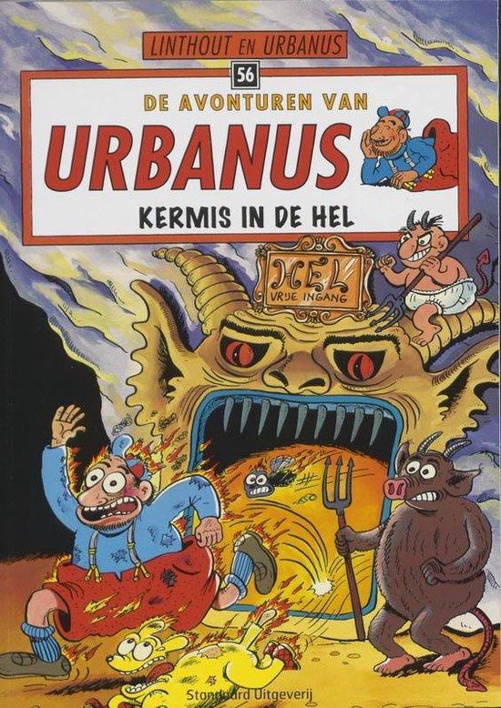 Cover van het boek 'Kermis in de hel'