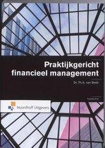 Boek cover Praktijkgericht financieel management van Th.A. van Beek