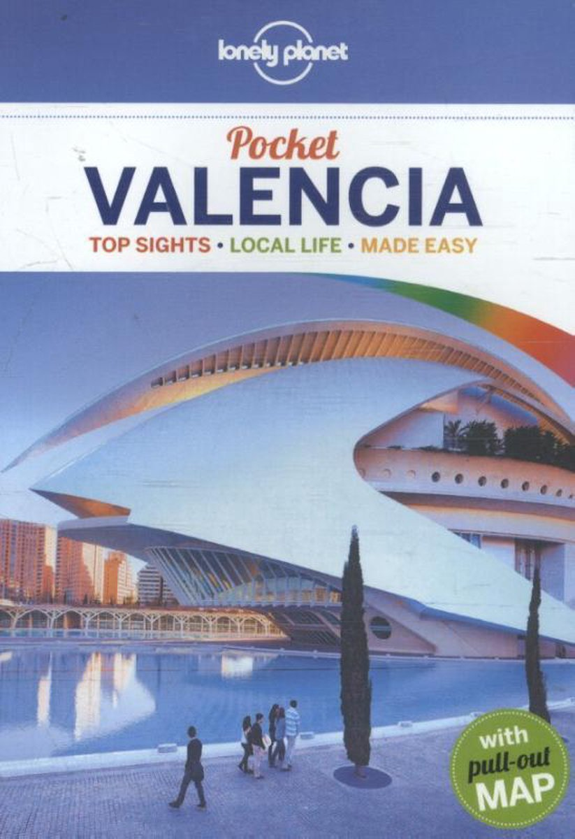 Lonely Planet Pocket Valencia - Lonely Planet