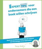 Experttips voor ondernemers die een boek willen schrijven - Daisy Goddijn