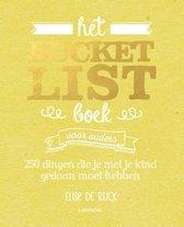Bucketlist  -   Het Bucketlist Boek voor ouders