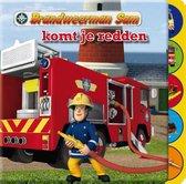 Prentenboek Brandweerman sam  -