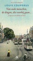 Boek cover Van oude menschen, de dingen die voorbij gaan van Louis Couperus (Onbekend)