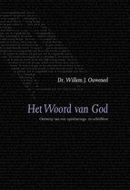 Evangelisch-dogmatische reeks  -   Het woord van God
