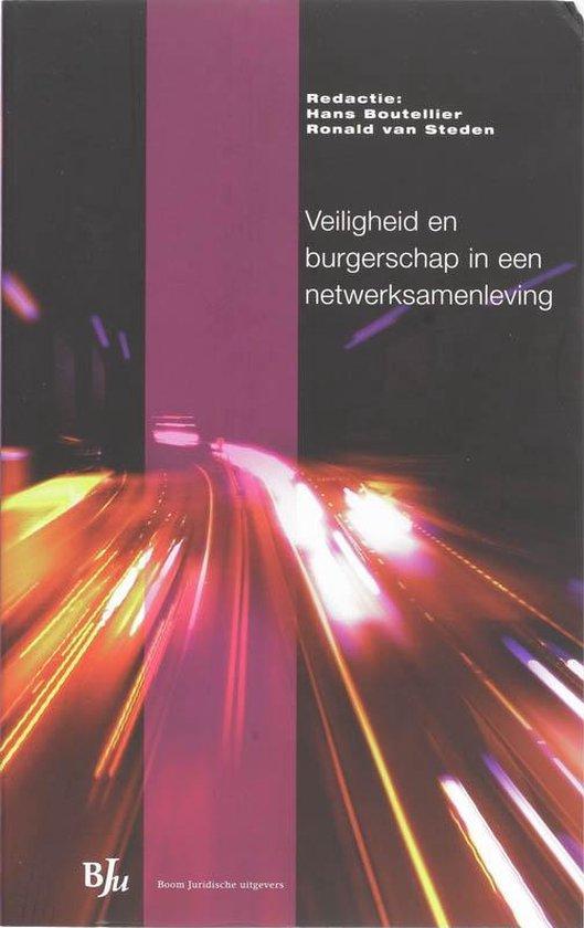 Veiligheidsstudies  -   Veiligheid en burgerschap in een netwerksamenleving