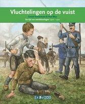 Terugblikken leesboeken 35 -  Vluchtelingen op de vuist De eerste wereldoorlog