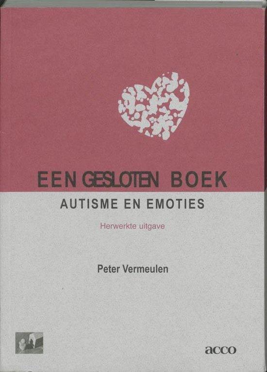 Boek cover Een gesloten boek van Peter Vermeulen (Paperback)