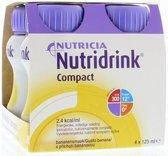 Nutridrink Compact banaan - 4 x125 ml