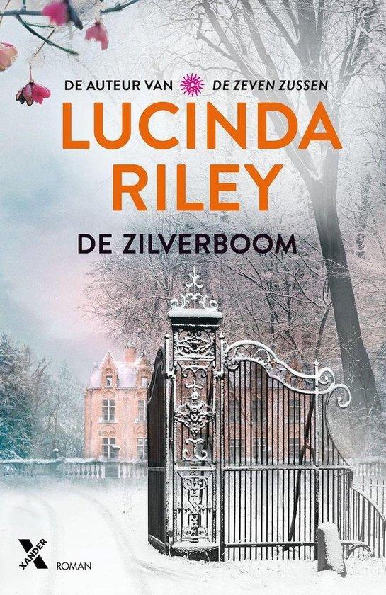 Boek cover De zilverboom van Lucinda Riley (Onbekend)