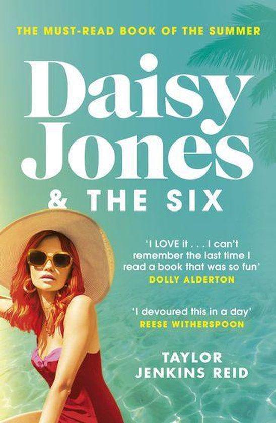 Boek cover Daisy Jones and The Six van Taylor Jenkins Reid (Onbekend)