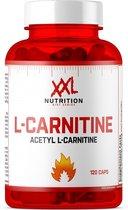XXL Nutrition L-CARNITINE-120 caps