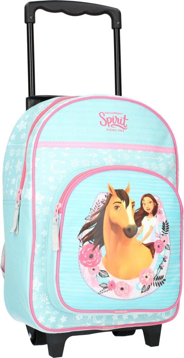 Spirit Trolley backpacks Disney Spirit Riding Free Rugzaktrolley - 17,0 l - Blauw
