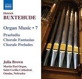 Julia Brown - Buxtehude: Organ Music 7