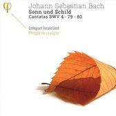 Sonn Und Schild - Cantatas Bwv 4 - 79 - 80