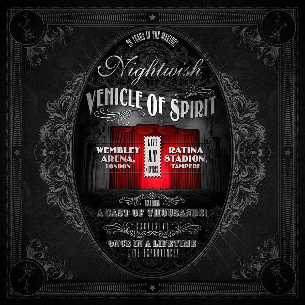 Vehicle of Spirit (DVD) - Nightwish