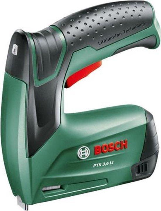 Afbeelding van Bosch PTK 3,6 LI Nietmachine
