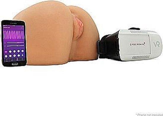 Twerking Butt Deluxe - Flesh