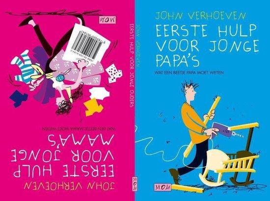 Cover van het boek 'Eerste hulp voor jonge ouders'