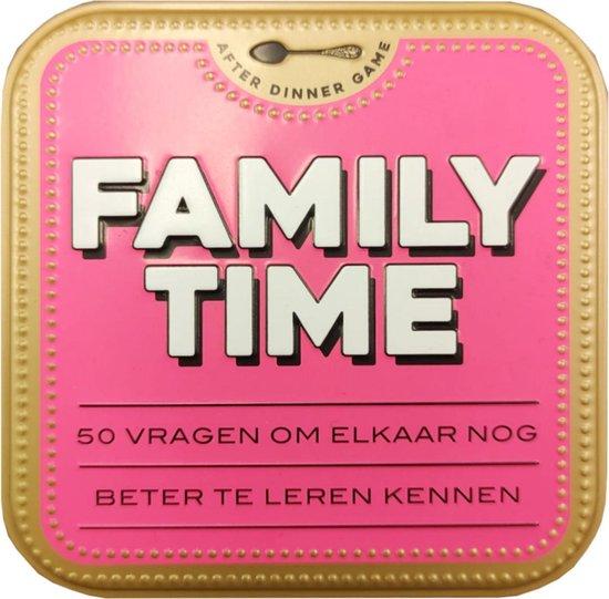 Afbeelding van het spel Spel in blikje - After dinner game - Family time