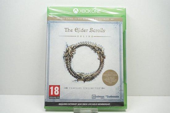The Elder Scrolls Online, Tamriel Unlimited Xbox One
