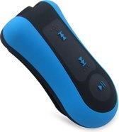 Difrnce MPW720 - Waterproof MP3 speler - 4GB - Blauw