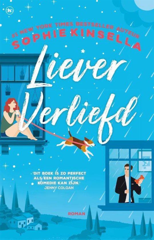 Boek cover Liever verliefd van Sophie Kinsella (Paperback)