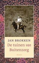 Boek cover De tuinen van Buitenzorg van Jan Brokken (Onbekend)