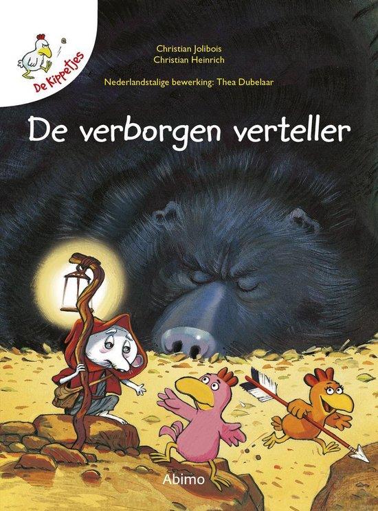 Boek cover De kippetjes 7 -   De verborgen verteller van Christian Jolibois (Hardcover)