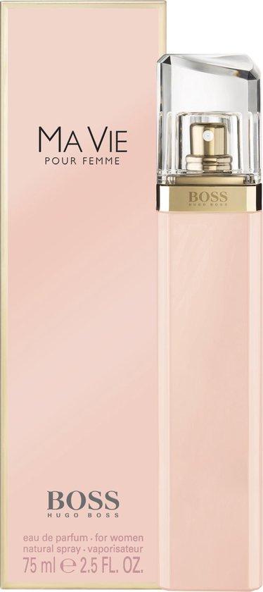 Hugo Boss Ma Vie 75 ml - Eau de Parfum - Damesparfum