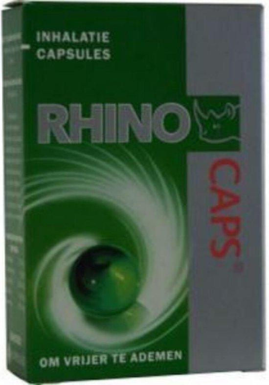 Rhino  - Inhalatie Capsules - 16 capsules