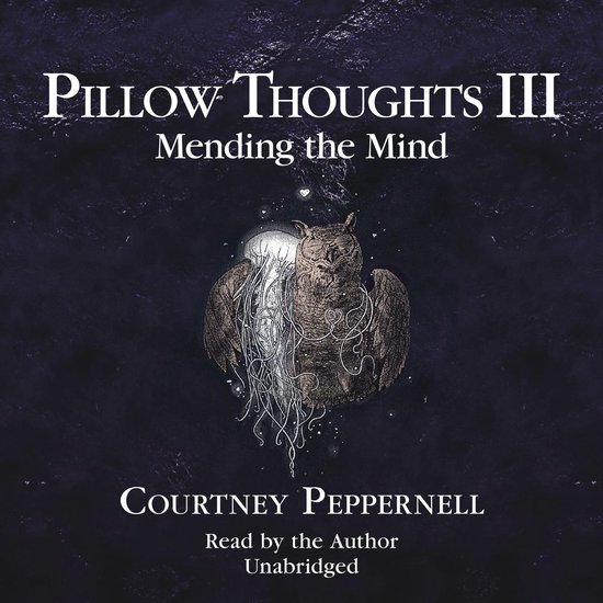 Boek cover Pillow Thoughts III van Courtney Peppernell (Onbekend)