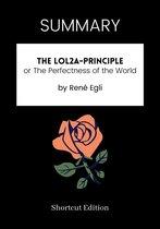 Boek cover SUMMARY - The LOL2A-Principle: van Shortcut Edition