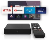 Nokia - Streaming Box - 8000 - 4K Ultra HD - Android - TV Box
