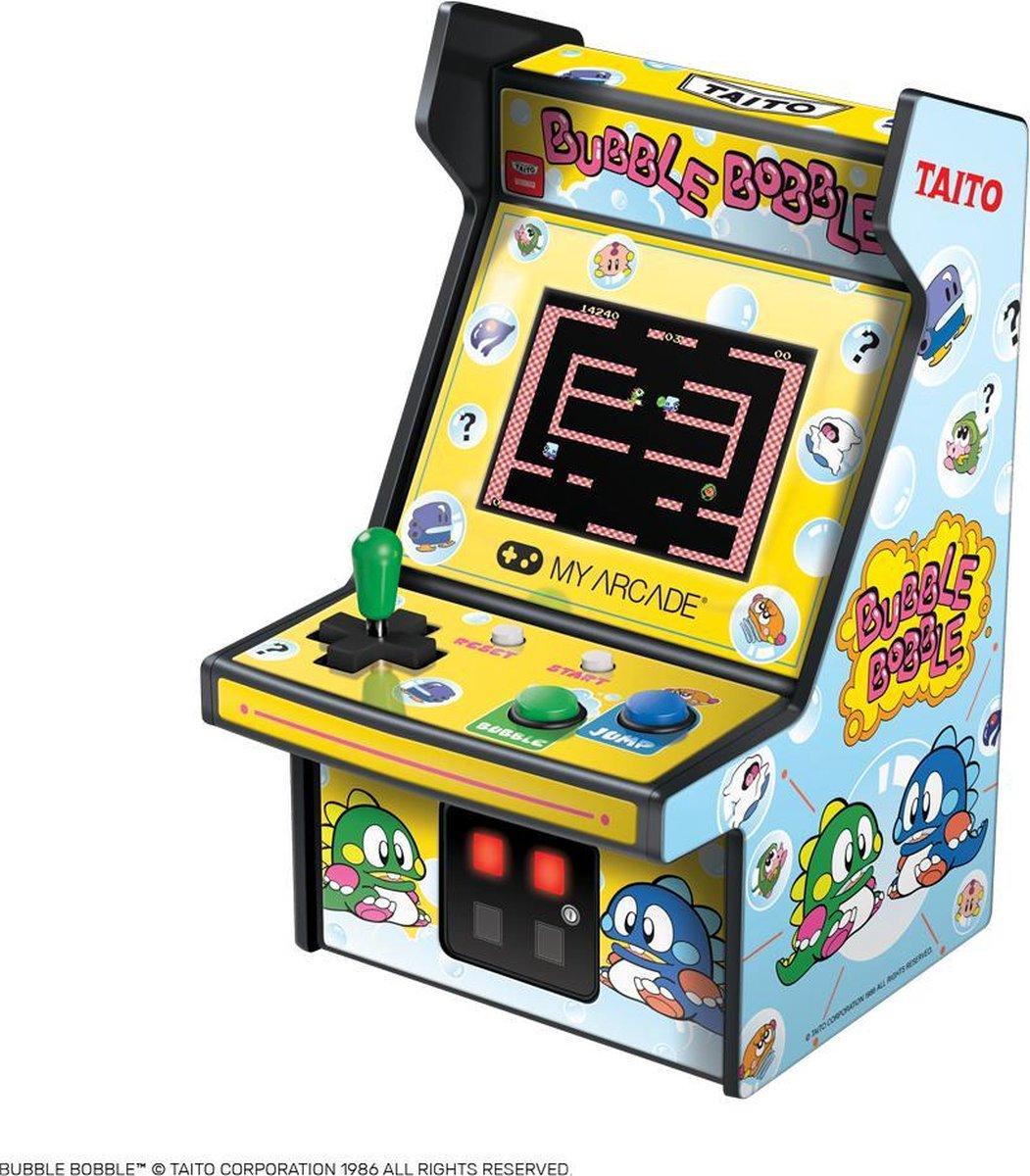 My Arcade - BUBBLE BOBBLE Micro Player