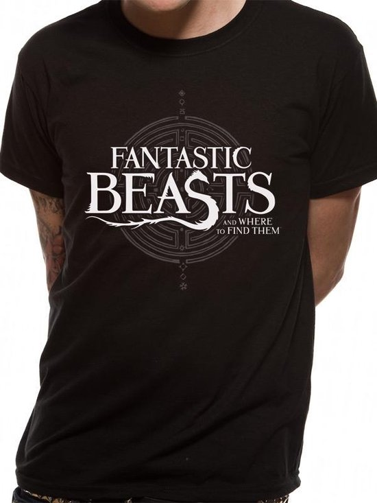 Fantastic Beasts Symbol Logo Unisex S