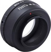 Adapter M42-Fuji FX: M42 Lens - Fujifilm X mount Camera