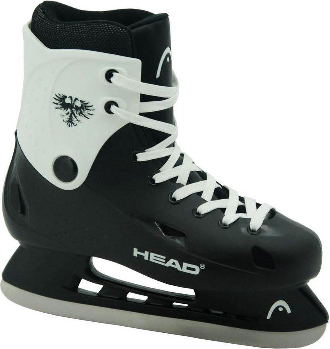 Head SK Ghost zwart ijshockeyschaatsen