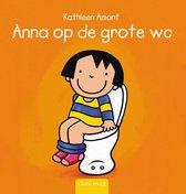 Anna  -   Op de grote wc