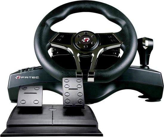 FR-TEC HURRICANE MKII  Racestuur PS4 -PS3 - Switch - PC