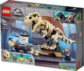 LEGO Jurassic World Tentoonstelling Dinosaurusfossiel van T-Rex - 76940