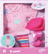 BABY born Trend Luxe Kledingset - 43 cm