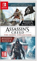Assassin's Creed - The Rebel Collection - Switch - Code in a Box