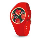 ICE-Watch horloge Flower - Red - Medium