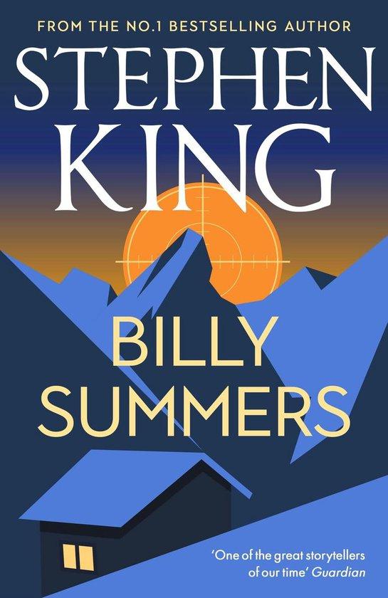 Boek cover Billy Summers van Stephen King (Onbekend)