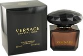 Versace Crystal Noir Eau De Parfum Spray 90 Ml For Women