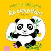 Mijn schuifboekje  -   De dierentuin